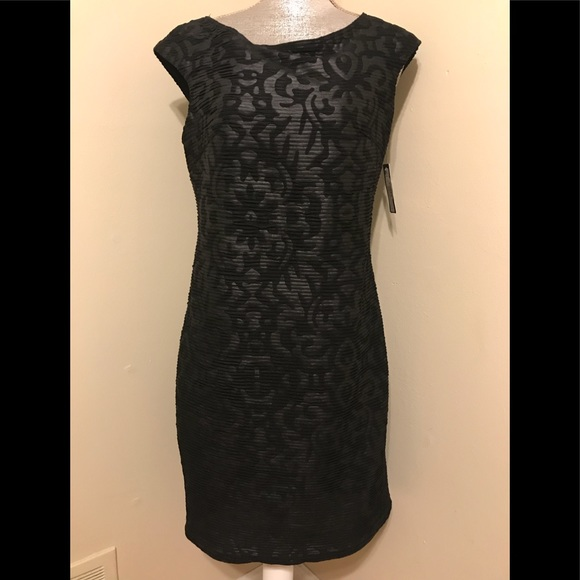 Cartise Dresses & Skirts - NWT Cartise Black evening party dress size 8
